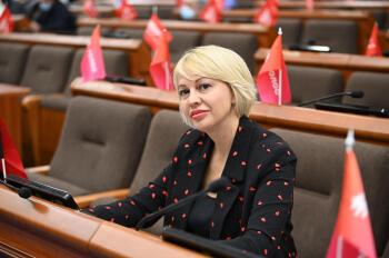 Україна має вимагати невизнання виборів в Держдуму РФ від усіх міжнародних партнерів, — Зоя Ярош