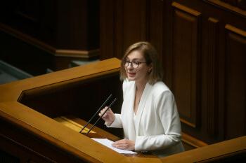 «Голос» виступає проти списання боргів олігархів перед державою, — Інна Совсун